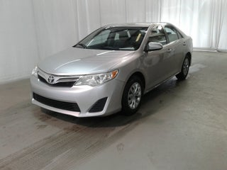 Toyota Union City >> 2012 Toyota Camry Se
